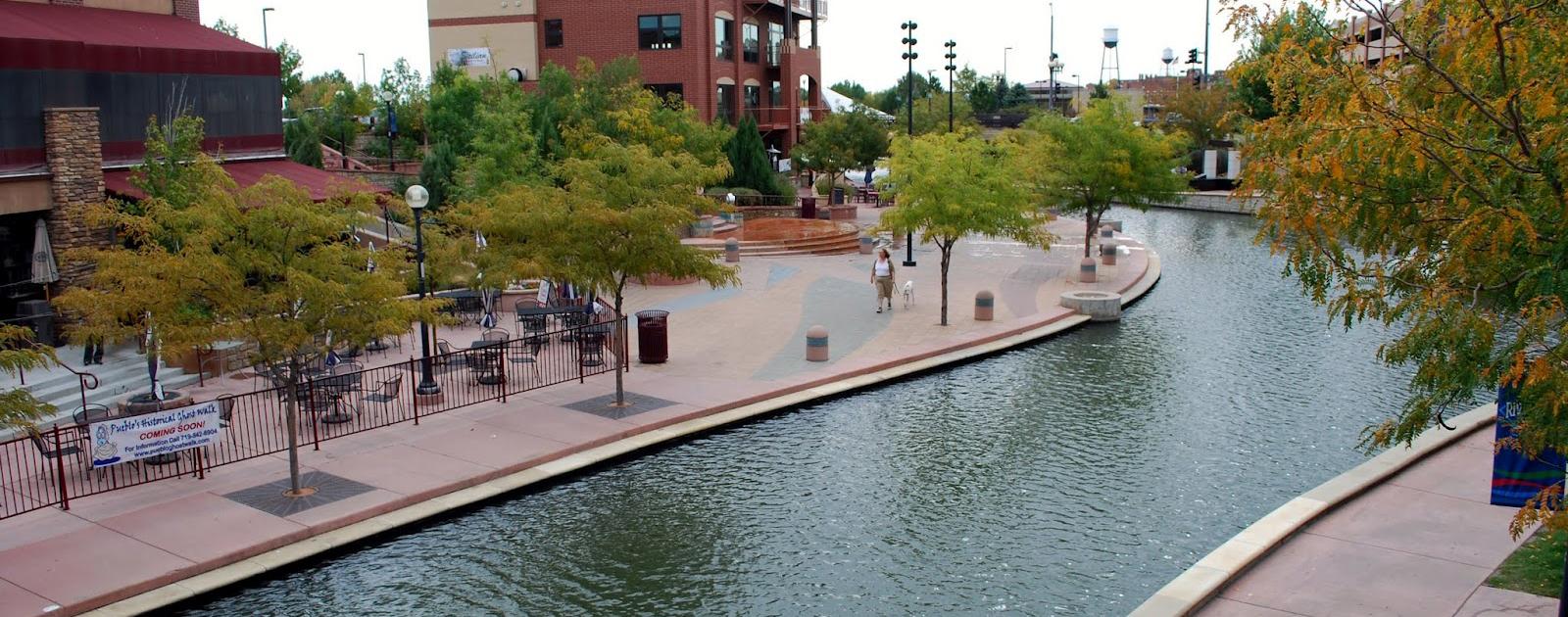 Pueblo River Walk